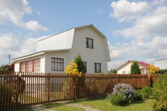 Dacha house