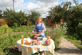 Cooking class with Irina. Cook your Russian borsch ( red beet soup)